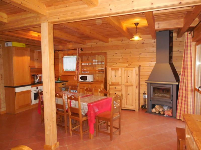 Open keuken  Chalet 69489 La joue du Loup