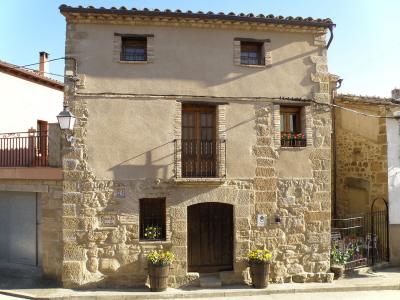 Het aanzicht van de woning  Vakantiehuis 75993 Alquézar
