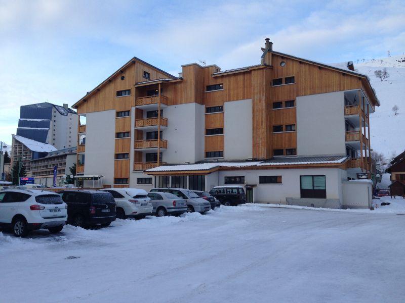 Parkeerplaats  Studio 91147 Les 2 Alpes