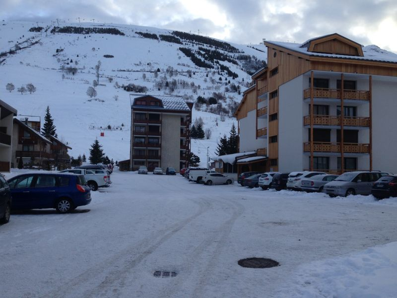 Studio 91147 Les 2 Alpes