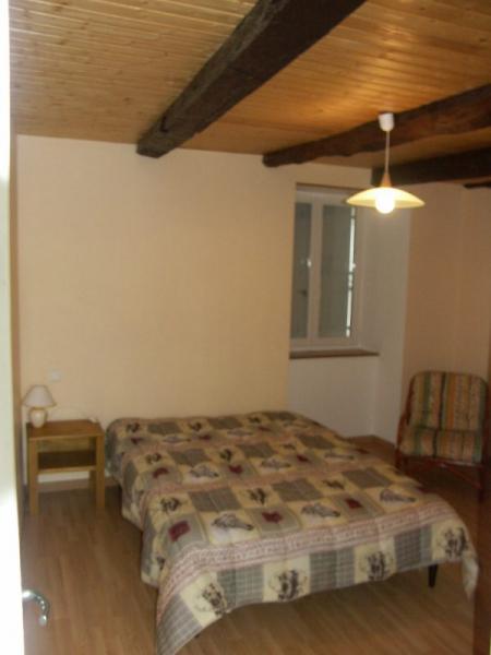 slaapkamer 1  Vakantiehuis 12137 Rignac