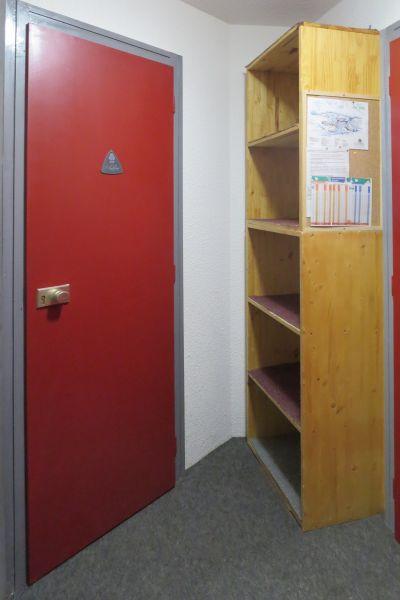 Ingang  Appartement 124 Les Arcs