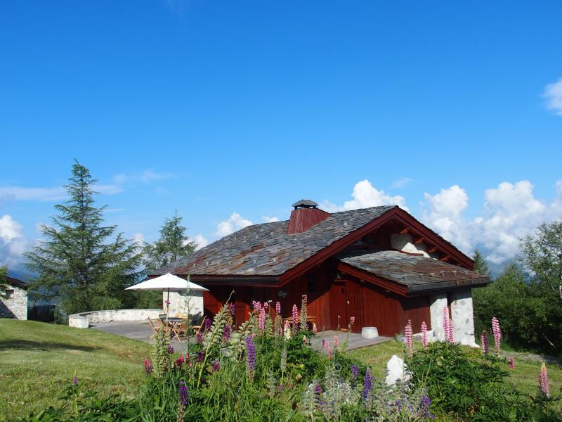 Het aanzicht van de woning  Chalet 136 Les Arcs