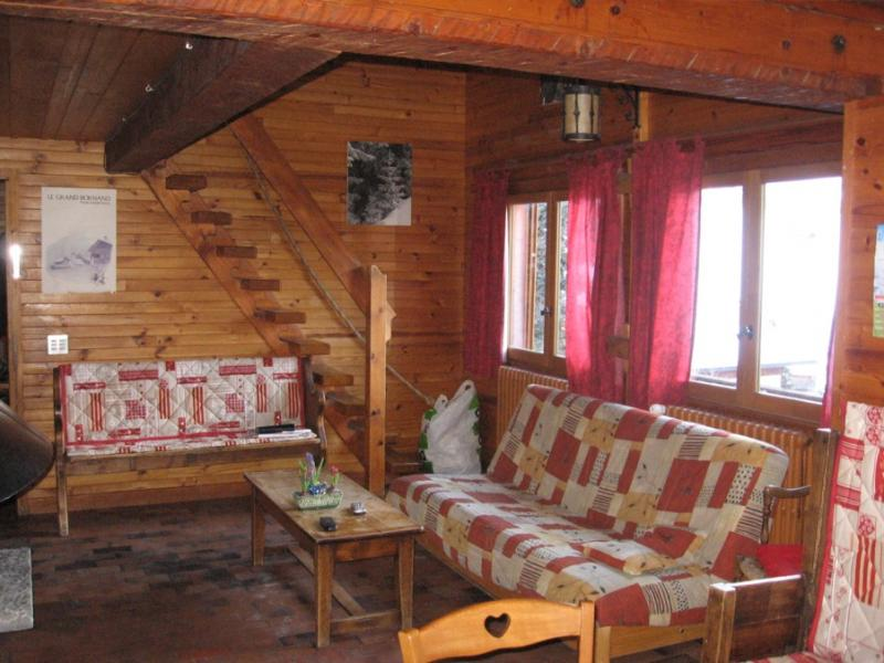 Woonkamer  Chalet 1390 Le Grand Bornand