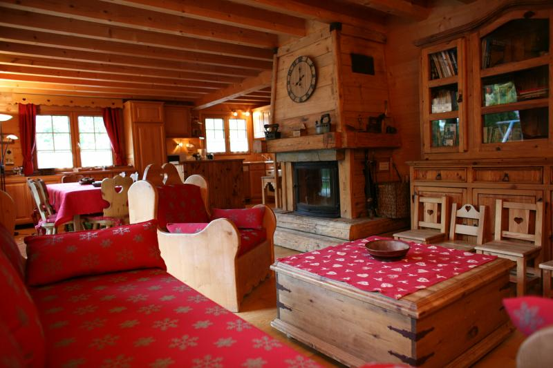 Verblijf  Chalet 1412 Chamonix Mont-Blanc