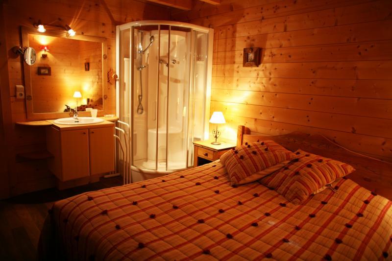 slaapkamer 3  Chalet 1412 Chamonix Mont-Blanc