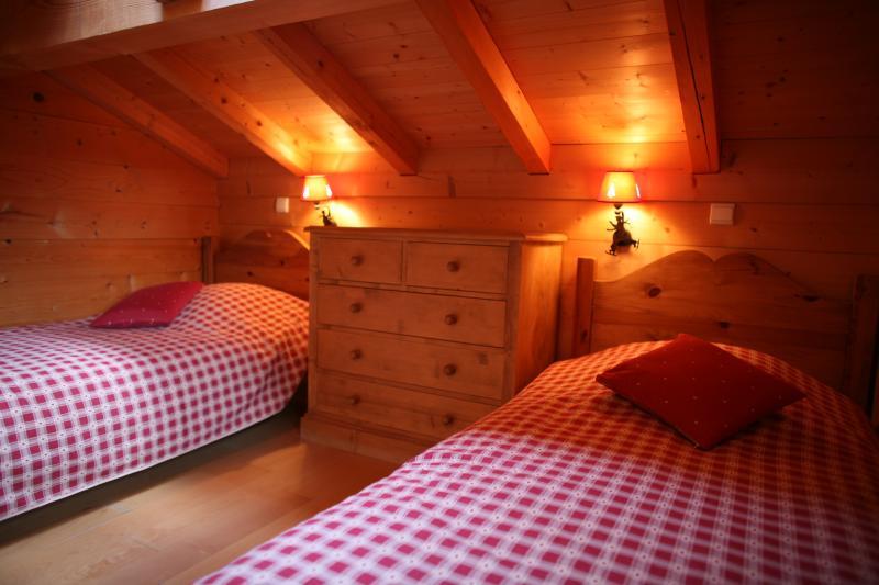 slaapkamer 4  Chalet 1412 Chamonix Mont-Blanc