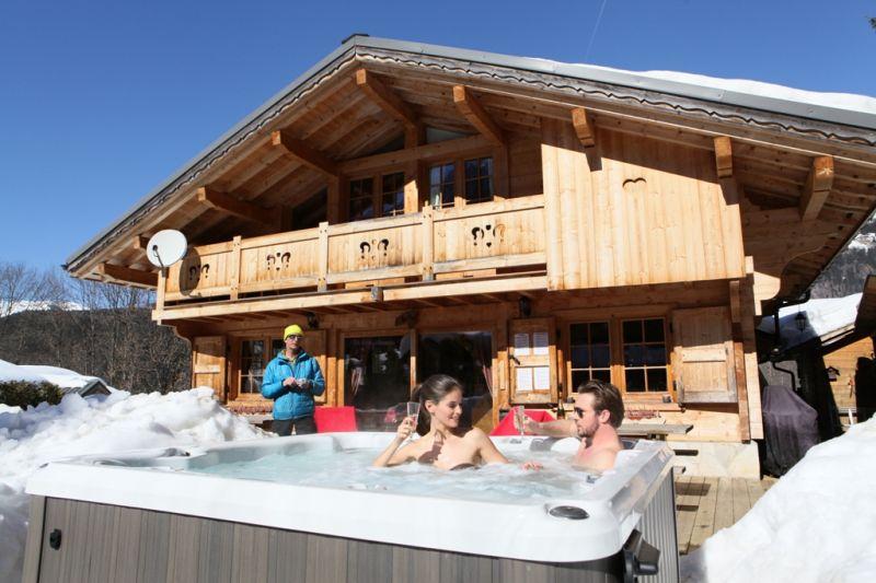 Terras  Chalet 1412 Chamonix Mont-Blanc