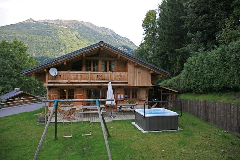 Tuin  Chalet 1412 Chamonix Mont-Blanc