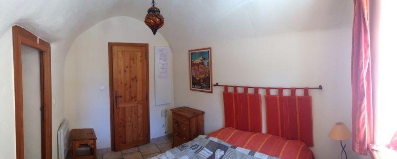 slaapkamer 1  Appartement 14750 Serre Chevalier