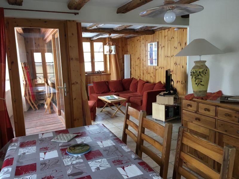Woonkamer  Appartement 14750 Serre Chevalier
