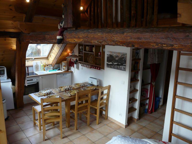 Eetkamer  Appartement 14750 Serre Chevalier