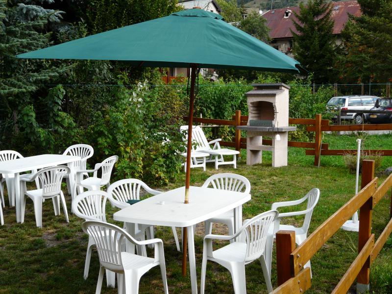 Tuin  Appartement 14750 Serre Chevalier