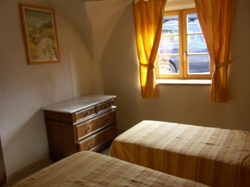 slaapkamer 2  Appartement 14750 Serre Chevalier