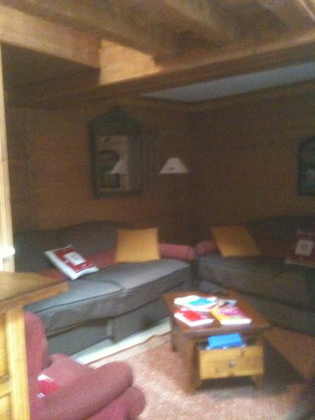 Woonkamer  Appartement 148 Les Arcs