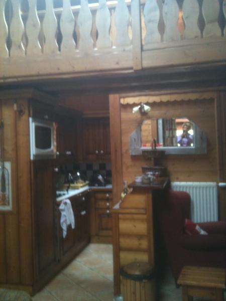 Keukenhoek  Appartement 148 Les Arcs