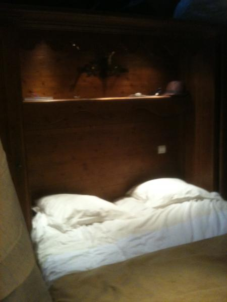 slaapkamer  Appartement 148 Les Arcs