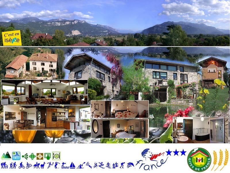 Het aanzicht van de woning  Vakantiehuis 16078 Grenoble
