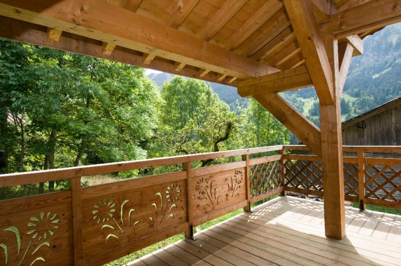 Balkon  Chalet 16141 Châtel