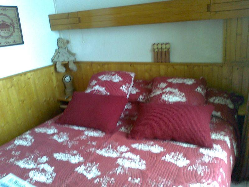 slaapkamer  Appartement 1629 Les Menuires