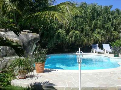 Zwembad  Vakantiehuis 16331 Saint Francois