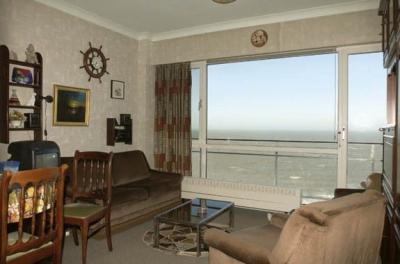 Uitzicht vanaf de woning  Studio 16612 Oostende