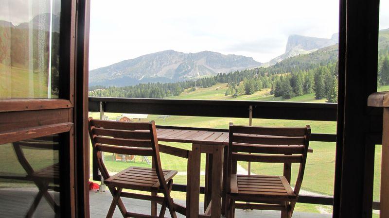 Uitzicht vanaf het balkon  Appartement 17157 Superdévoluy- La Joue du Loup