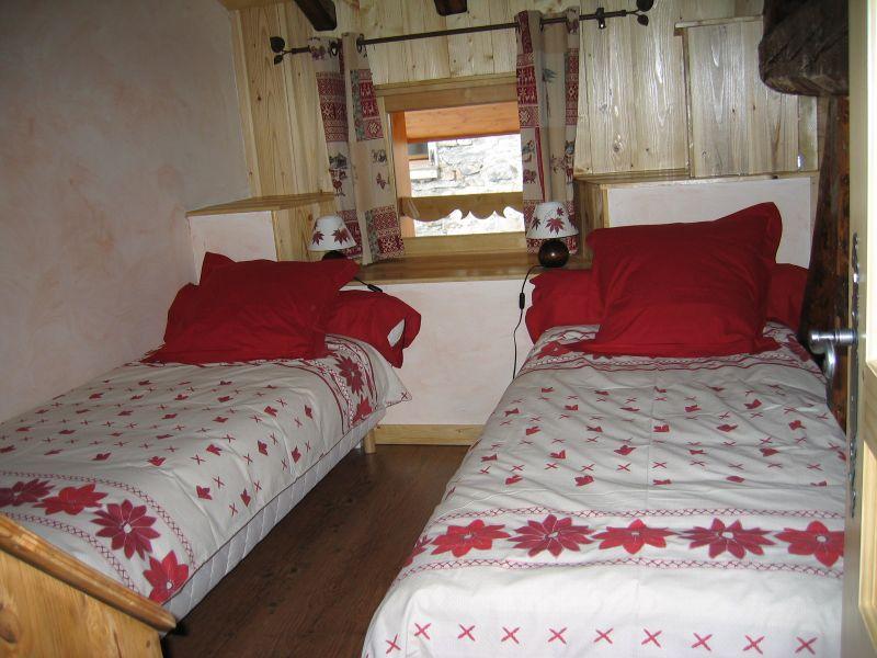 slaapkamer 3  Chalet 1767 Les Menuires