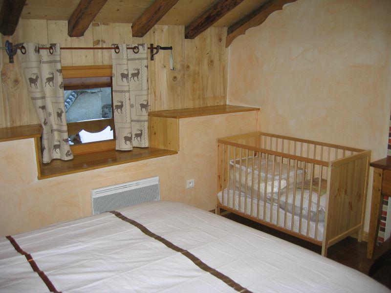 slaapkamer 1  Chalet 1767 Les Menuires