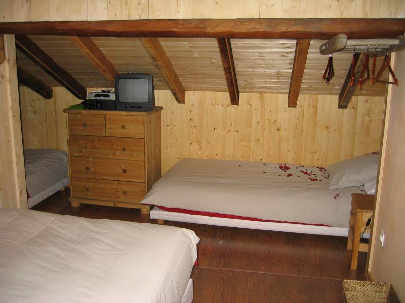 slaapkamer 4  Chalet 1767 Les Menuires
