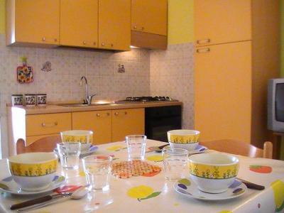 Open keuken  Appartement 18017 La Caletta