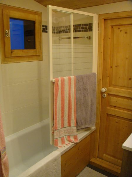 badkamer  Appartement 1837 Méribel