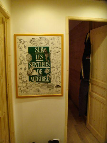 Ingang  Appartement 1837 Méribel