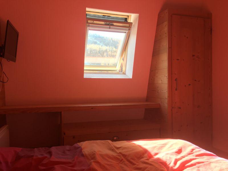 slaapkamer 3  Appartement 1876 Montgenevre