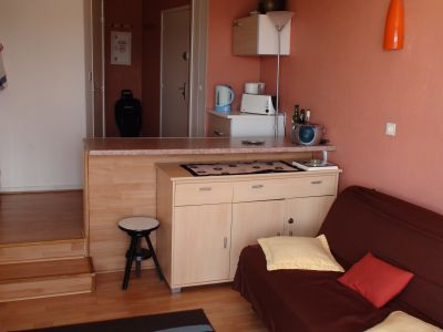 slaapkamer  Studio 18891 Deauville