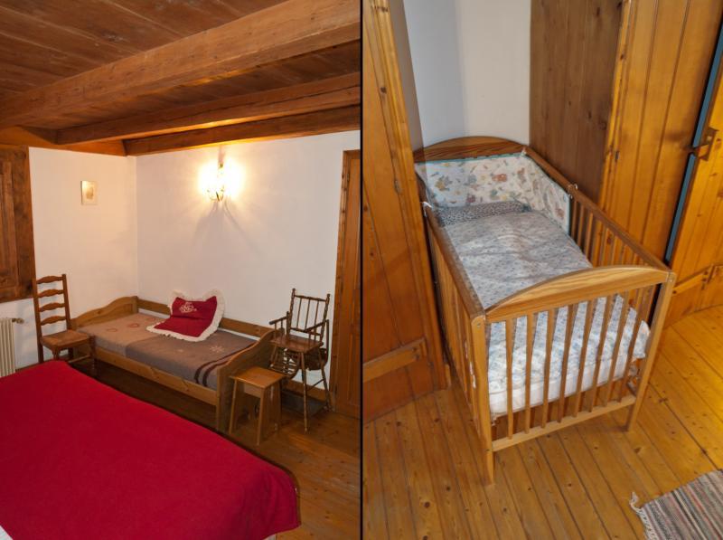 slaapkamer 2  Appartement 19683 Megève