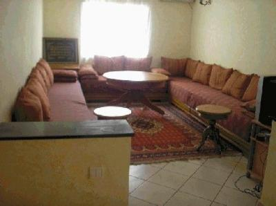 Woonkamer  Appartement 22477 Agadir