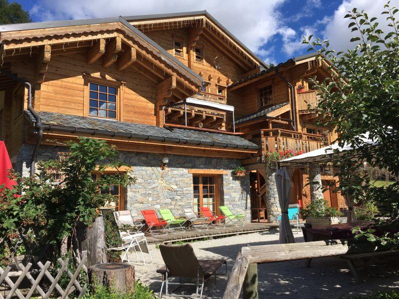 Het aanzicht van de woning  Chalet 2248 La Plagne