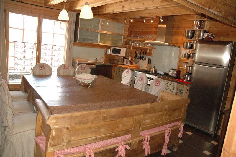 Open keuken  Chalet 2248 La Plagne