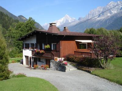 Uitzicht vanaf de woning  Appartement 22897 Chamonix Mont-Blanc