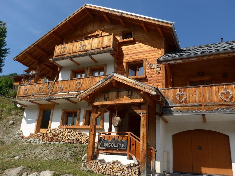 Het aanzicht van de woning  Chalet 23134 Valloire