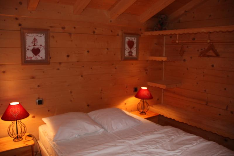 slaapkamer 4  Chalet 2379 Praz de Lys Sommand
