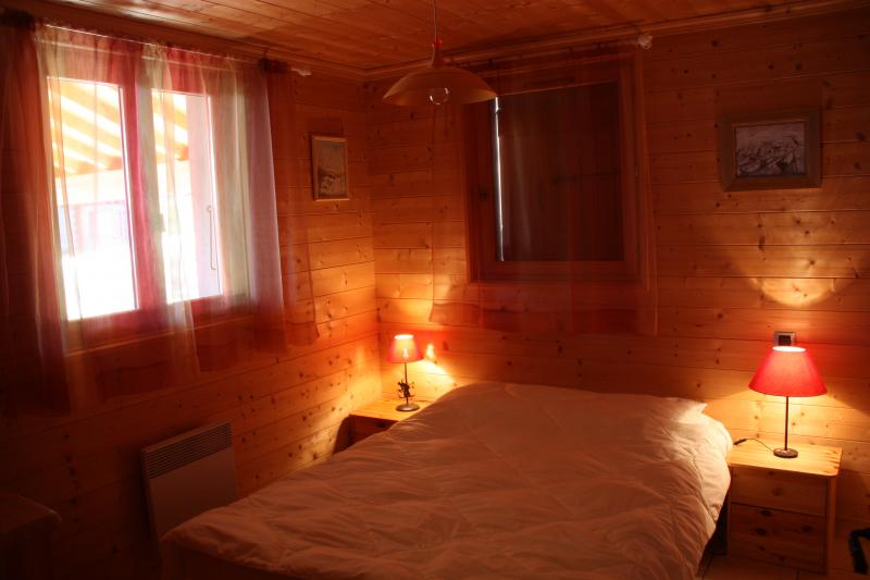 slaapkamer 1  Chalet 2379 Praz de Lys Sommand