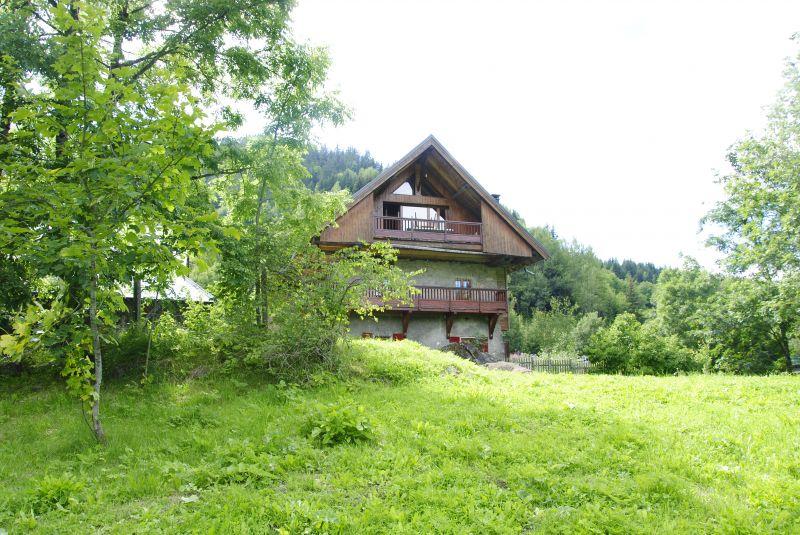 Het aanzicht van de woning  Chalet 2501 Saint Jean d'Arves