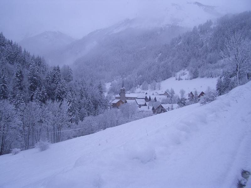 Zicht op de omgeving  Chalet 2501 Saint Jean d'Arves