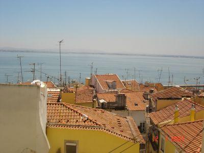 Uitzicht vanaf de woning  Appartement 26404 Lissabon