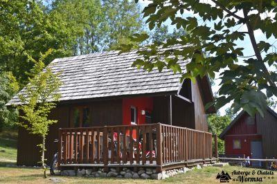 Het aanzicht van de woning  Chalet 27574 Colmar
