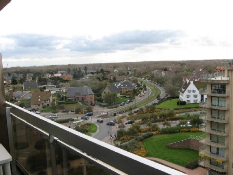 Uitzicht vanaf de woning  Studio 28374 De Panne