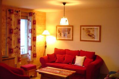 Woonkamer  Appartement 28457 Chamonix Mont-Blanc