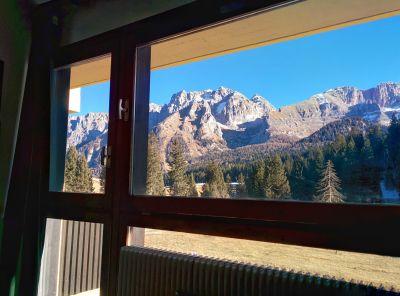 Uitzicht vanaf de woning  Appartement 28711 Madonna di Campiglio